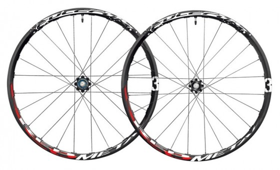 "Колеса Fulcrum Red Metal 3 26 ""alu clincher disc 6 bolts F + R RM3-11DFRB"