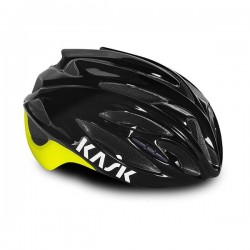 Шлем KASK Road Rapido Black/Yellow Fluo L