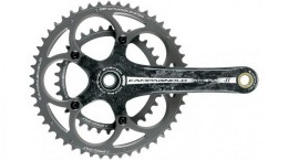 Campagnolo шатуны ATHENA Ultra-Torque carbon 11s CT 172.5мм 34-50