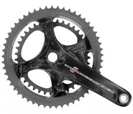 Campagnolo шатуны RECORD carbon 11s 172,5мм 39-53