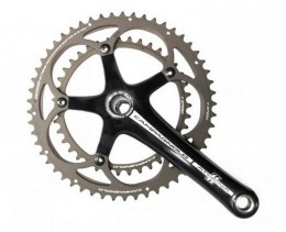 Campagnolo шатуны ATHENA Power-Torque alu 11s 172.5мм 39-53