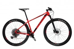 Bianchi велосипед NITRON 9.1 carbon EAGLE 1x12SP червоний 48