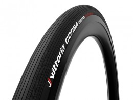 Покрышка бескамерная VITTORIA Road Corsa Control 700x25c TLR Foldable Full Black G2.0