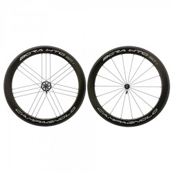Колеса Campagnolo BORA WTO H60 2WF carbon tubeless ANT + POST SH11s F + R WH19-BOWTOFR60X
