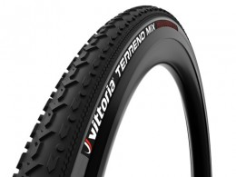 Покрышка VITTORIA Gravel Terreno Mix 700x38c Foldable Anthracite-Black G2.0