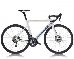 Велосипед BIANCHI Aria Aero Ultegra 11s Disc 52/36 Road Limited Edition